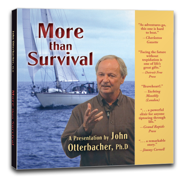 More than Survival CD Cover